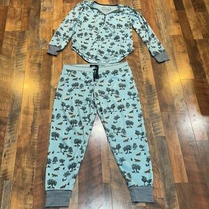 PJ Salvage pajama set L/XL (4099)